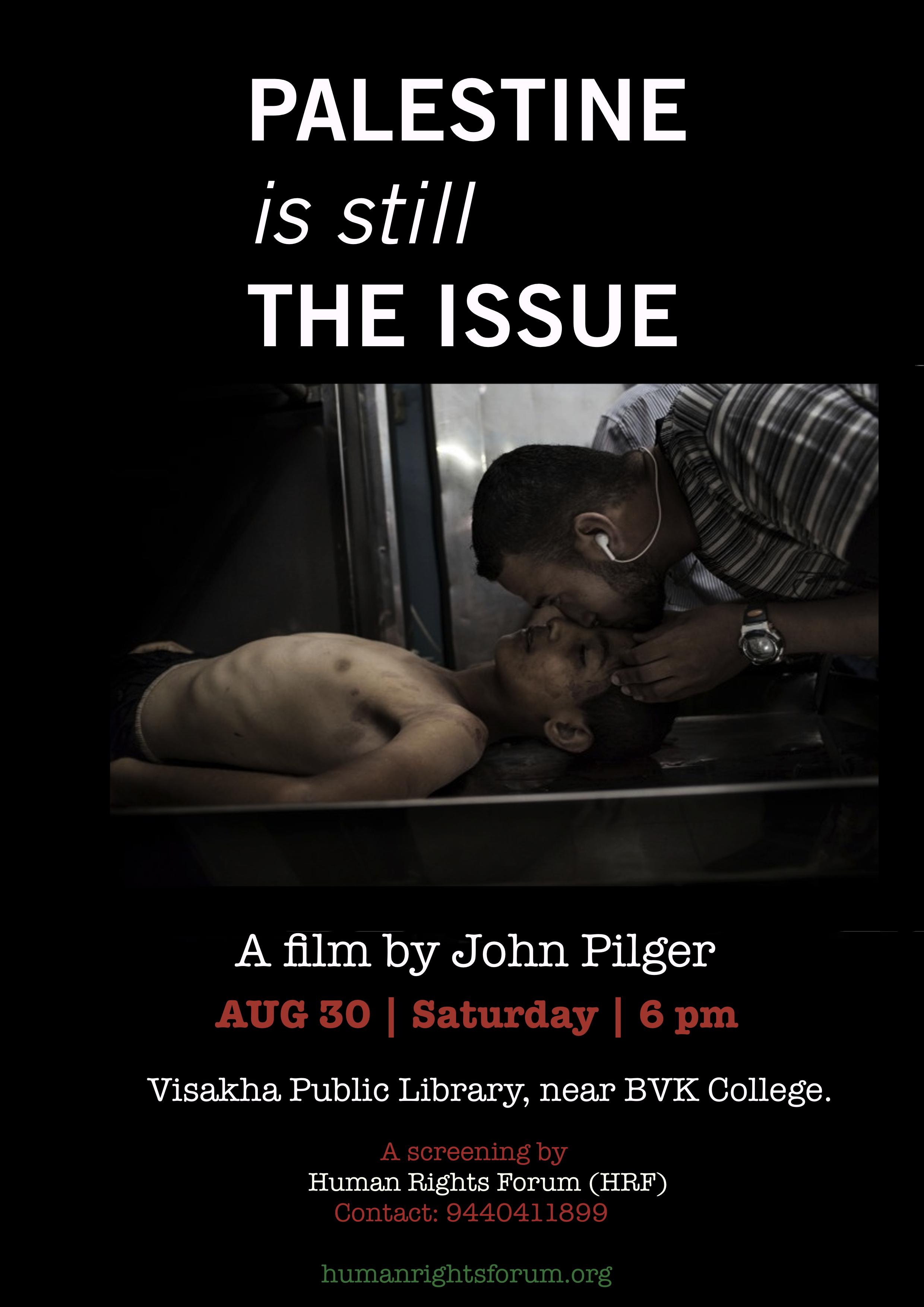 Palestine Film Screening Ver 2